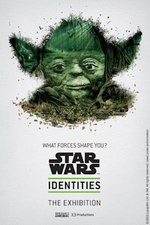 STAR WARS Identities: The Exhibition, Yoda poster
