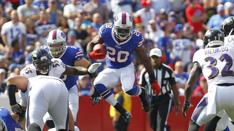 Resilient Bills limping ahead on short week