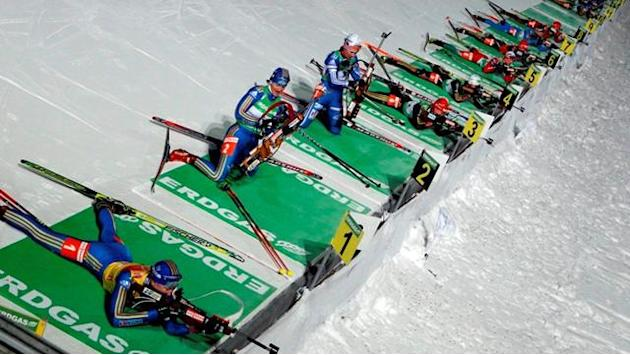 Biathlon - Laponder confident of qualifying for Sochi