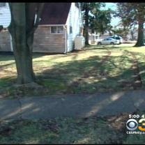 Police Questioning Hit And Run Driver In Levittown