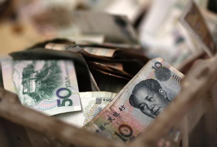 Weidmann - renminbi needs to be liquid to be reserve currency