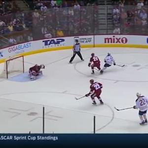 Mike Smith Save on Brian Gionta (16:06/1st)
