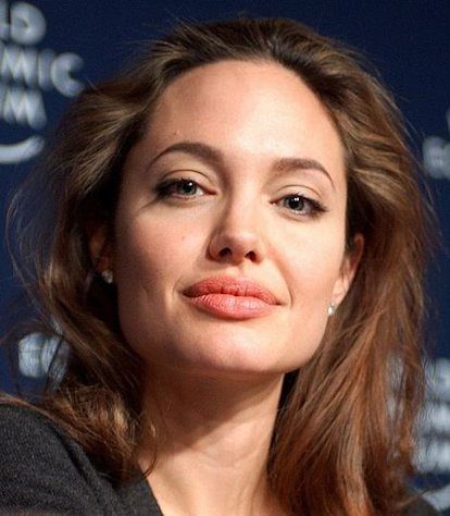 Angelina Jolie has lips that just won&#39;t stop.