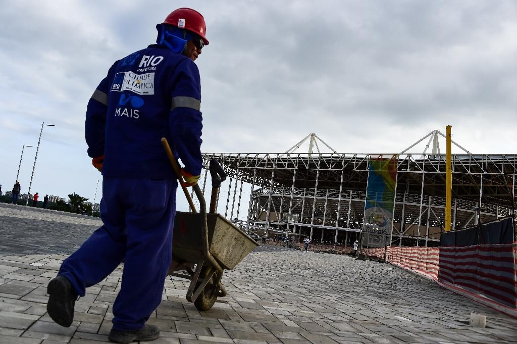 Rio to cut Olympic costs by 10 percent
