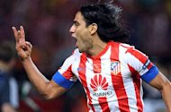 Manchester City & Chelsea target Falcao dismisses Real Madrid rumours