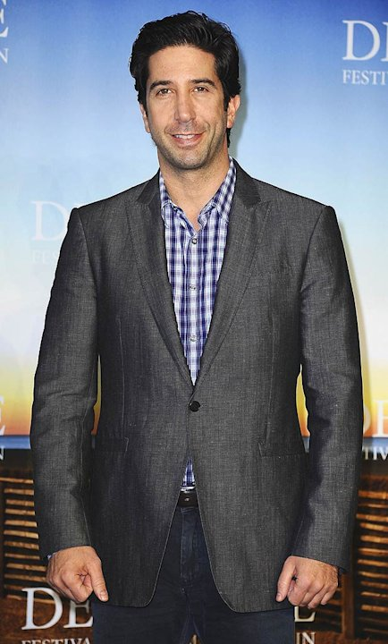 David Schwimmer Deauville Film Festival
