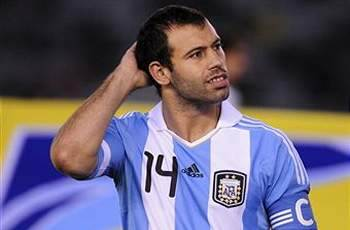 Mascherano: Argentina should avoid optimism