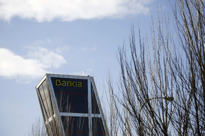 Spain's Bankia 2014 results hit by compensation provisions