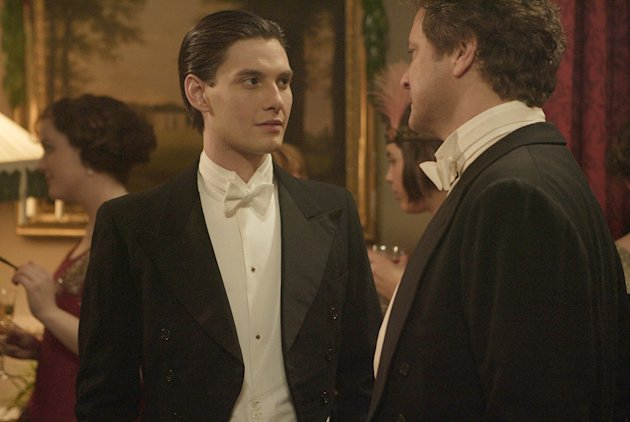 Easy Virtue Sony Pictures Classics Productions Photos 2009 Ben Barnes Colin Firth