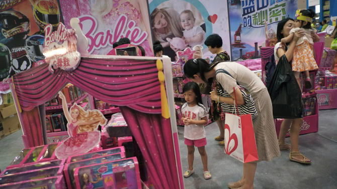 Monster High, Barbie boost to Mattel's 3Q results