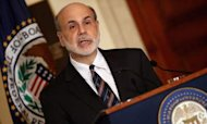 Bernanke's Speech Raises Stimulus Hopes