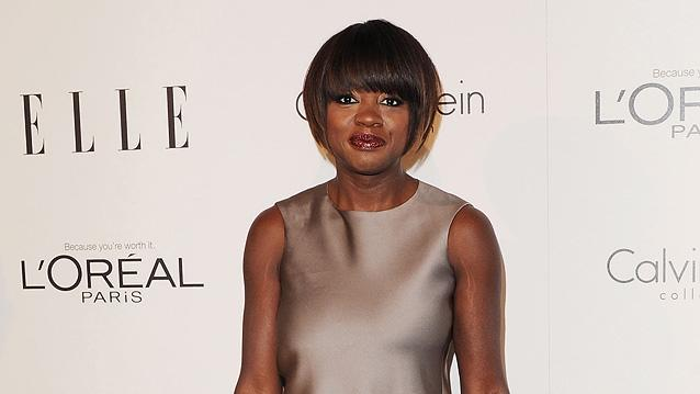 ELLE's 18th Annual Women in Hollywood Tribute 2011 Viola Davis