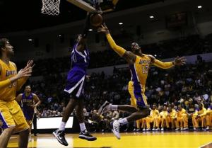 Lakers lose again to Kings