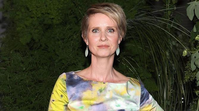 Cynthia Nixon Shocked to Learn Her Ancestor Was an Ax Murderer