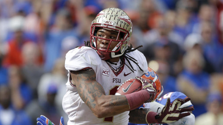 No. 20 Duke attempts to slow WR Kelvin Benjamin