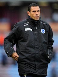 Gus Poyet was happy to see his side some through friendly with Dorchester with no injuries