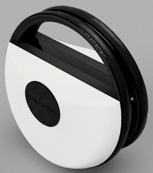 Autonomous Personal Robot Offers New Spin on Home and Office Security Monitoring