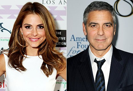 Maria Menounos: I Have a Crush on George Clooney!