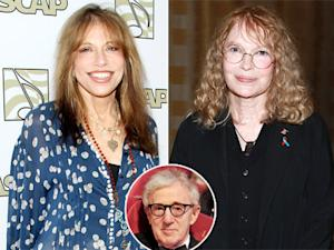 Carly Simon Removes Woody Allen's Name From Song Lyrics to Support Pal Mia Farrow