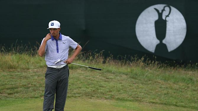 Fowler faces McIlroy again in final group at Open