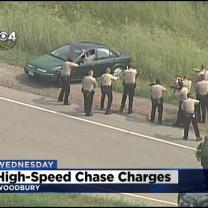 I-494 Chase Suspect Charged