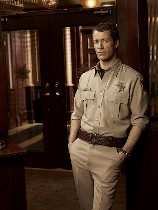 Colin Ferguson stars as Jack Carter in &quot;Eureka.&quot; 