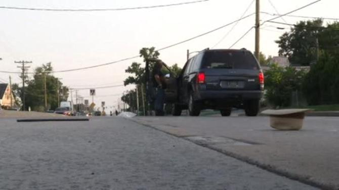Man critical after struck by car in Wilmington