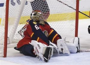 Ladd's OT goal lifts Jets over Panthers 5-4