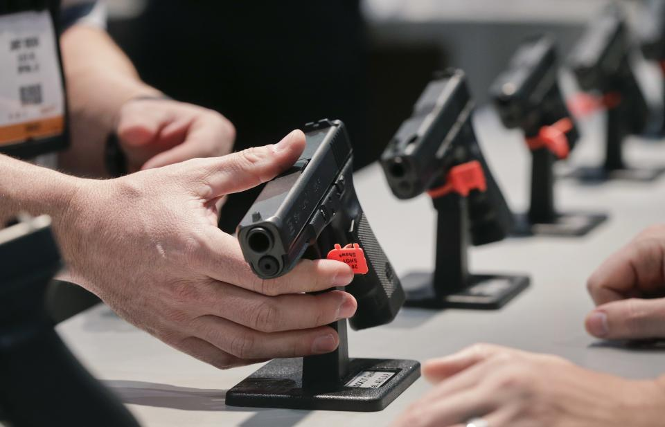 A new front for gun background checks: the ballot