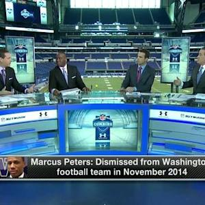Is Washington defensive back Marcus Peters worth the risk?