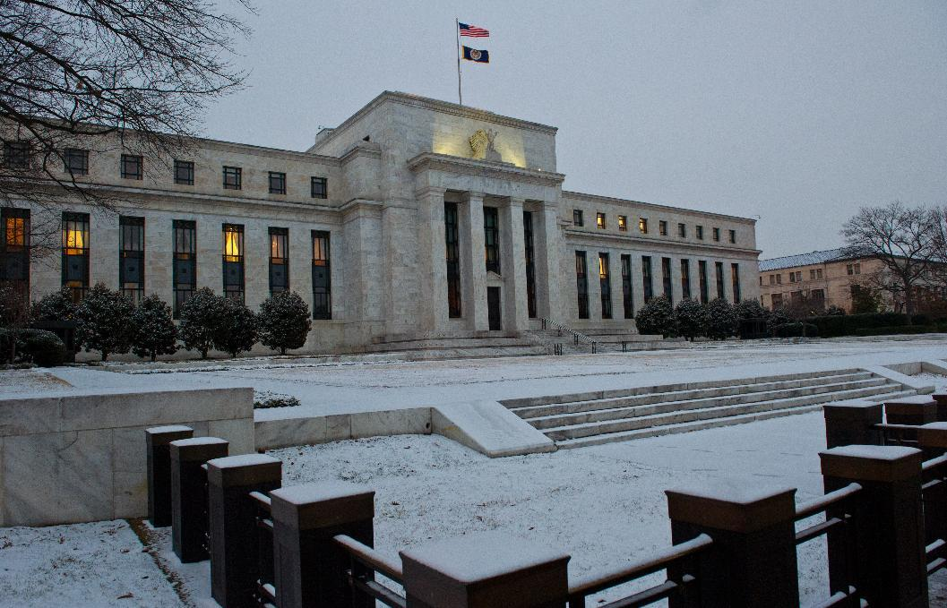 Fed meets with rate hike looming