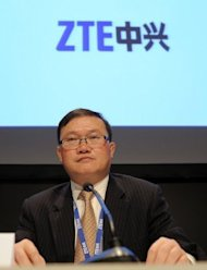 ZTE Vice President He Shiyou. US security fears over two China telecom firms have spotlighted Western suspicions Chinese companies are state-influenced, a culture clash analysts say could loom larger as the country's businesses look overseas