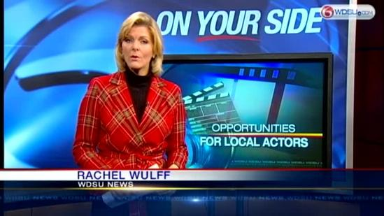Hollywood South helps boost careers for local actors and writers