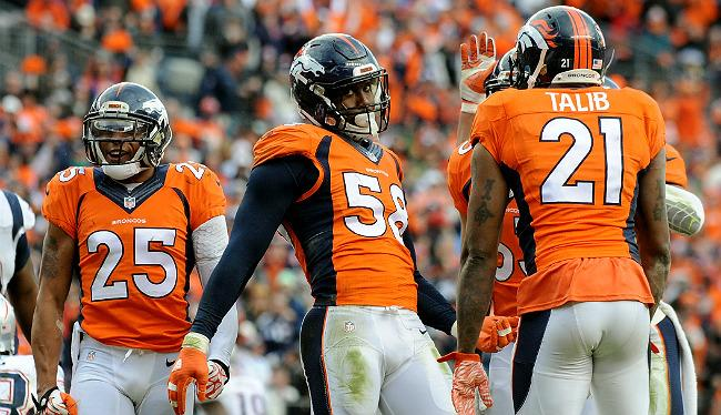 Von Miller Trolled The Panthers On Social Media After Winning The Super Bowl