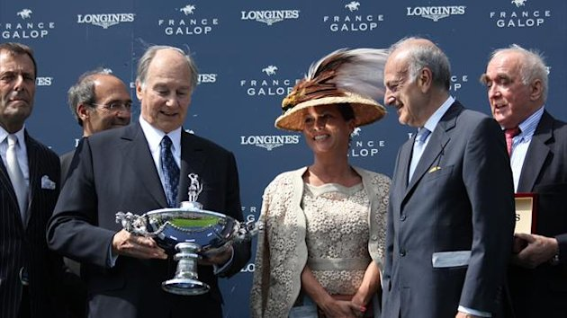 2012 - Chantilly - Aga Khan