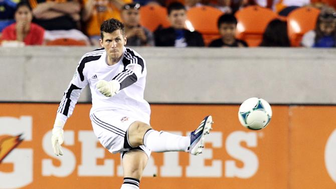 MLS: Sporting KC at Houston Dynamo