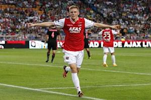 Johannsson scores twice in AZ draw