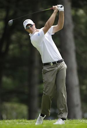 Colsaerts shares lead in 1st round of Italian Open