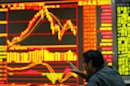 Asian shares recover after bruising selloff, sentiment still fragile