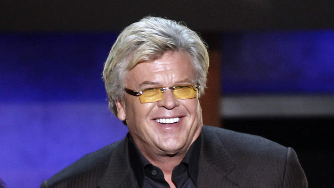 FILE - This May 12, 2011 file image shows comedian Ron White during the CMT Disaster Relief Concert in Nashville, Tenn. White will host CMT's celebration of 2013's top country music stars. CMT Artists of the Year honoring Jason Aldean, Luke Bryan, Florida Georgia Line, Hunter Hayes and Tim McGraw airs live on Dec. 3 from Nasvhille, Tenn. (AP Photo/Wade Payne, File)