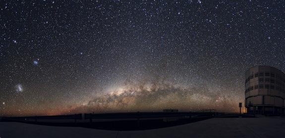 Nearby Galaxy Convicted of Star Theft