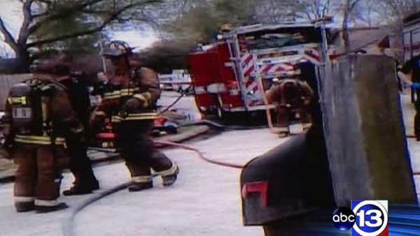 Firefighters describe scene of burning day care
