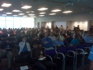 Hundreds of Hadoop Fans Flock to Yahoo! for the Hadoop User Group