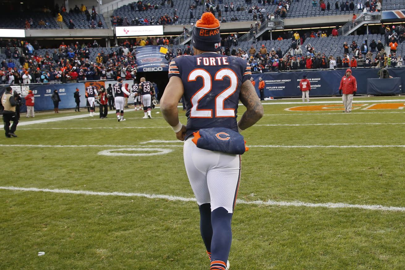 Matt Forte confirms that Bears will not re-sign him this offseason