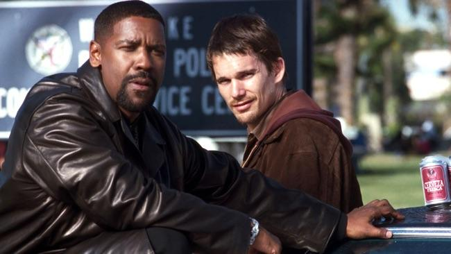 Will A Grizzled Ethan Hawke Return For The 'Training Day' TV Series?