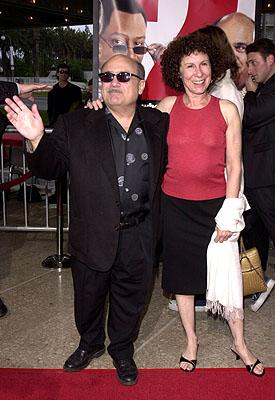 Premiere: Danny DeVito and Rhea Perlman at the LA premiere of MGM's What's The Worst That Could Happen - 5/22/2001