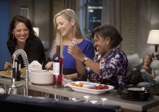 Grey's Anatomy First Look: It's Ladies Night!