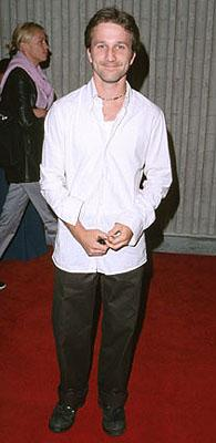 Breckin Meyer , star of Go , at the premiere for Dimension's Scream 3