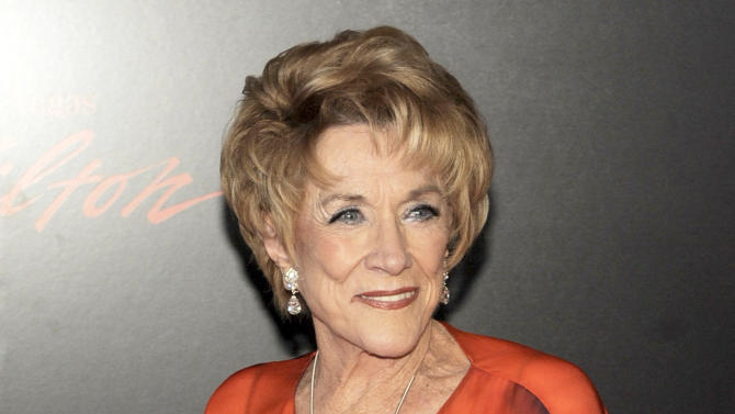 'Y & R' to memorialize soap star Jeanne Cooper