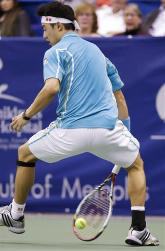 Kei Nishikori wins in Memphis for 3rd career title